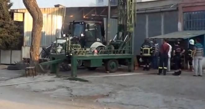 Fabrikada patlama: 3 yaralı