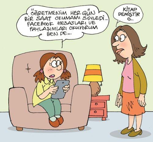 Facebook dersi