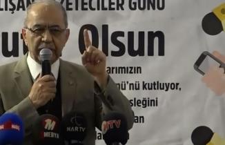 Gazeteci Fiskeci: Fütursuz başkanlara kapak olsun