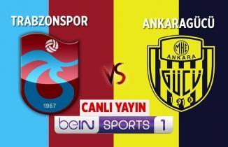 Trabzonspor - Ankaragücü (MAÇ ÖZETİ İZLE)