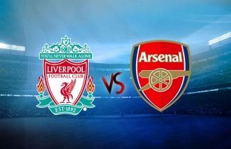 Liverpool - Arsenal maçı (CANLI İZLE)