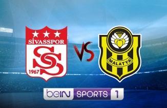 Sivasspor - Yeni Malatyaspor CANLI İZLE!