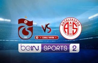 Trabzonspor - Antalyaspor maçı (CANLI İZLE)